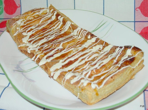 Pam's Rustic Caramel Pear Tart (with A Variation) Recipe