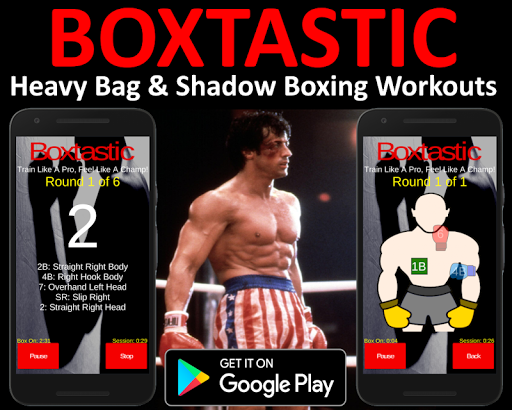 Boxtastic: Boxing Training Workouts (HIIT Coach) 5.02 screenshots 10