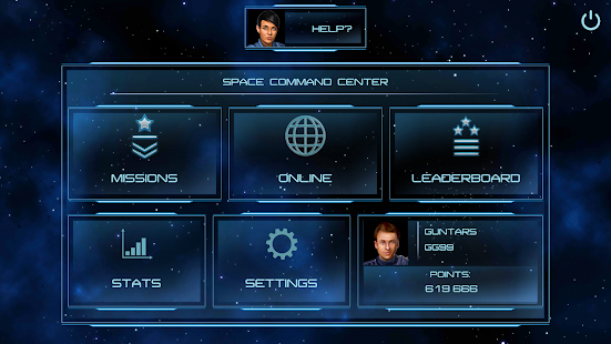 Space Battle Screenshot