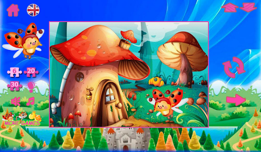 Puzzles from fairy tales- screenshot thumbnail