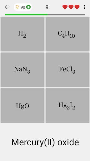 Chemical Substances: Organic & Inorganic Chemistry 2.0 screenshots 10