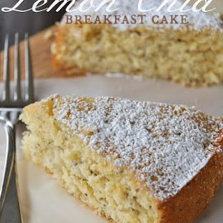 Lemon Chia Coffee Cake.