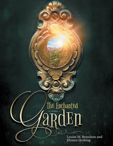 The Enchanted Garden cover