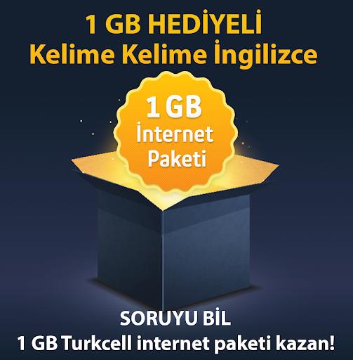 Soruyu Bil, 1 GB Kazan! 6.0 screenshots 3