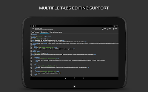 QuickEdit Text Editor- screenshot thumbnail