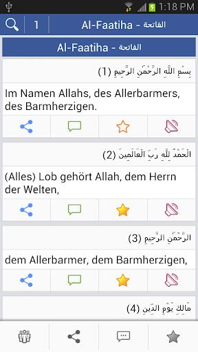 Quran - Deutsch