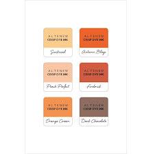 Altenew Dye Inks 6 Mini Cube Set - Goldfish Tails
