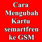 Cara Merubah Smartfren Andromax Ke GSM