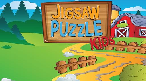Jigsaw Puzzle : Farm Wildlife