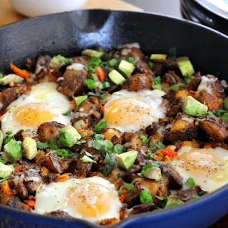 One-Pot Spicy Chorizo & Potato Hash Recipe
