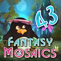 Fantasy Mosaics 43: Haunted Forest icon