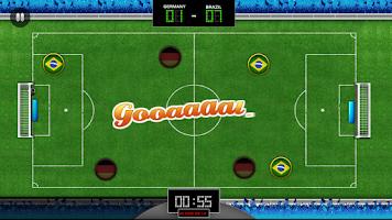Screenshot of Button Soccer