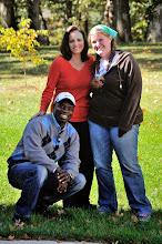 Photo: Wilto, Sharon and Laura