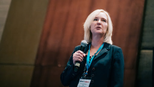 Lizelle van der Klashorst, head of iDnA governance, risk and compliance at FNB.