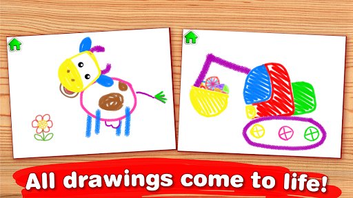 Children Coloring Games for kids! Preschool games 2.0.1.0 screenshots 13