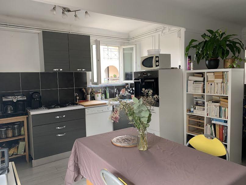 Location meublée appartement 3 pièces 61 m² à Juan les pins (06160), 950 €