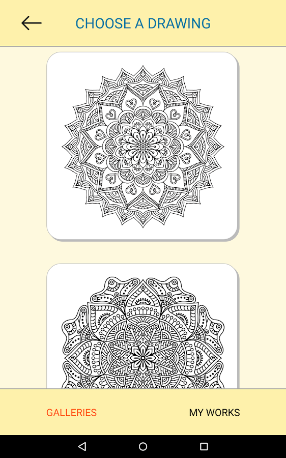 Free Coloring Book For Adults - Android Apps on Google Play