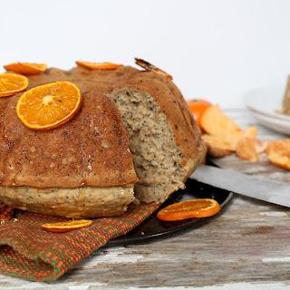 Poppyseed Clementine Bundt Cake Recipe