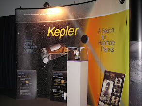 Photo: The Kepler Mission, a space photometer designed to search for Earth-like planets launched by NASA in March 2009