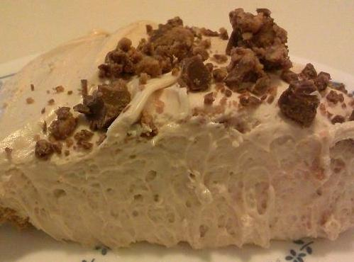 Peanut Butter Pie Recipe