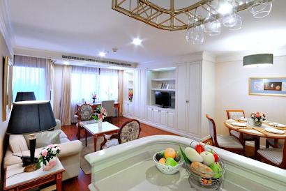 Khlong Toei Apartments, Bangkok
