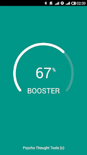 Super Cleaner lite Booster- screenshot thumbnail