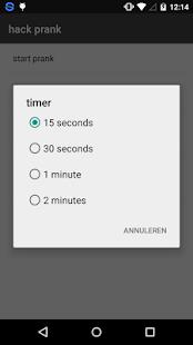 App Hack prank - prank app APK for Windows Phone