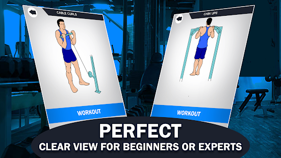 Gym Body – Perfect Fitness Workouts, Handy trainer 5