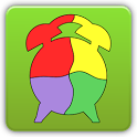Kids Preschool Puzzles icon