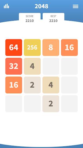 2048 Classic · Swipe Game screenshots 2