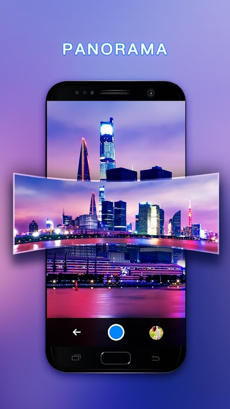 HD Camera - Best Cam with filters & panorama screenshots
