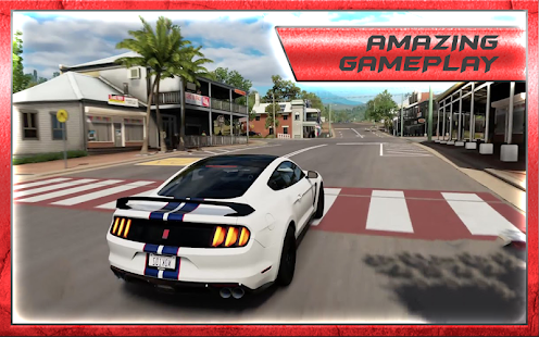 Fast Car: Real Turbo Speed Highway Drift Racing 3D - náhled