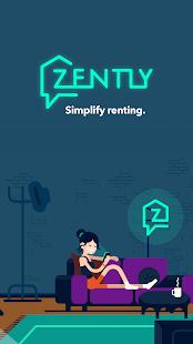 Zently: Pay rent, build credit, split bills
