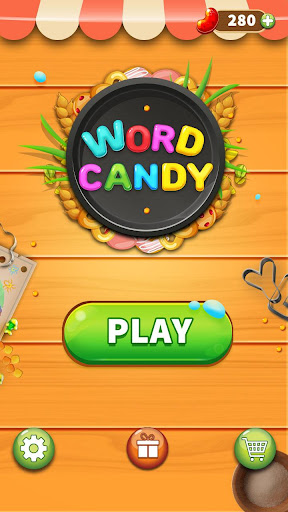 Word Candy - screenshot