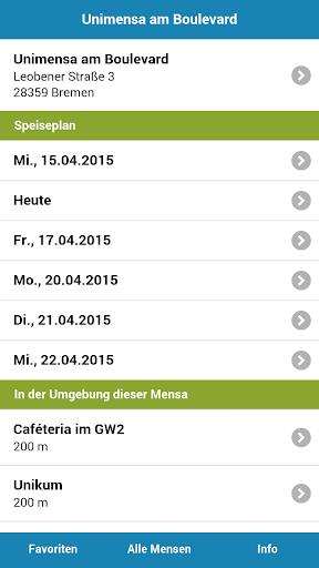 Mensa Bremen