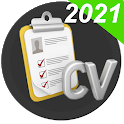 Resume Creator - Free icon