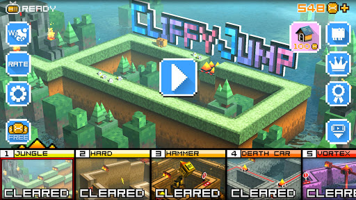 Cliffy Jump v1.2.3 APK (Mod)