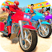 Super Heroes Downhill Racing icon