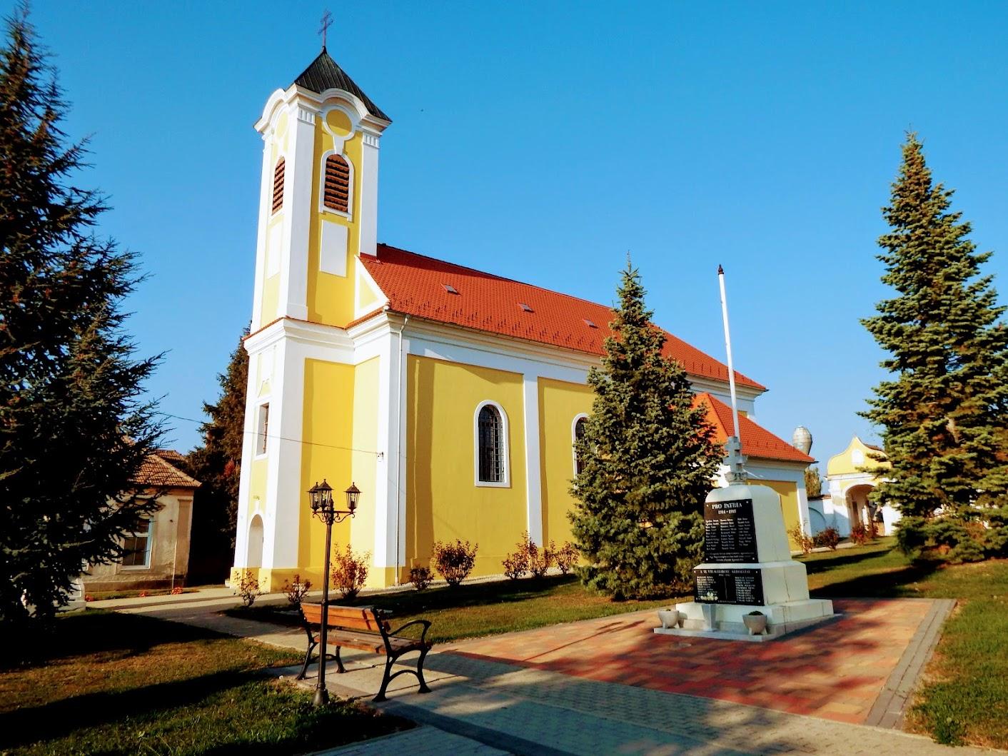 Simaság - Bűnbűnó Magdolna rk. templom