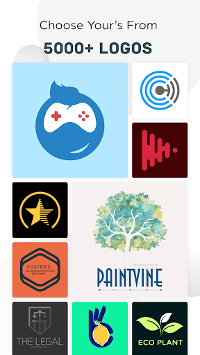 Logo Maker - Free Graphic Design Creator, Designer 20.9 screenshots 2