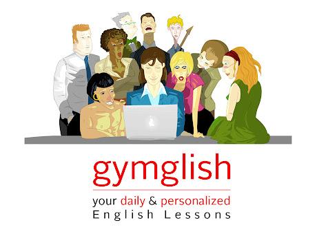 English Lessons - Gymglish