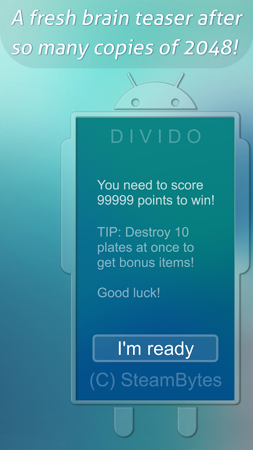 DIVIDO Modern- screenshot