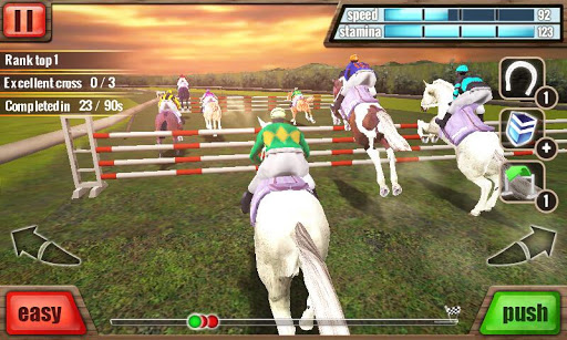 Horse Racing 3D 1.0.5 Screenshots 1