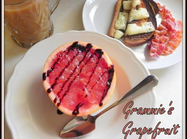 Grammie's Grapefruit Recipe