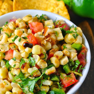 Quick & Easy Corn Salsa