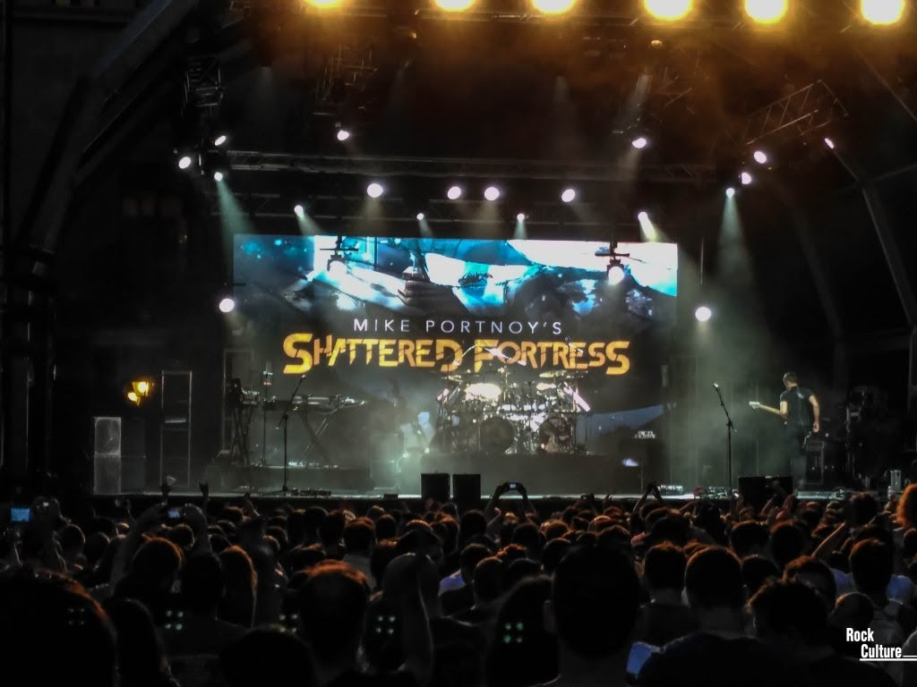 Shattered Fortress be prog