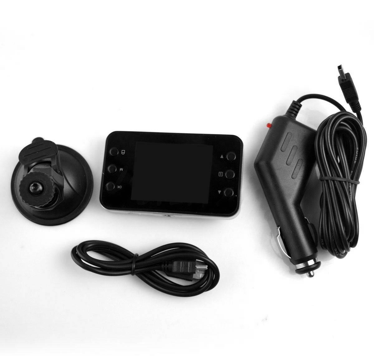 2.4 Caméra Full HD 1080P voiture DVR enregistreur vidéo Dash cam caméscope Livraison gratuite véhicule www.avalonkef.com 5.jpg