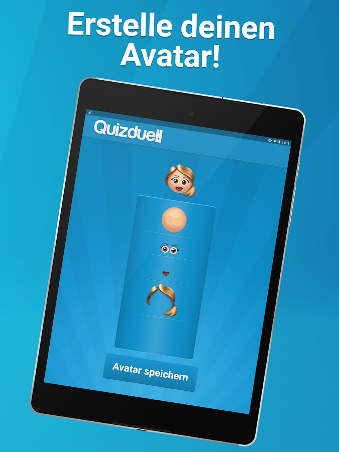 Quizduell- screenshot