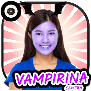 Vampirina Dress up Photo Editor