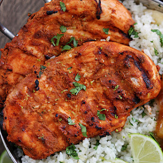 Indian Style Chicken Breast Recipes